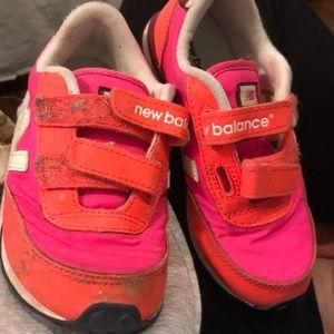 New balance running shoes